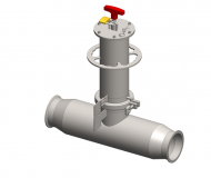 Flow-type magnetic separator MF – Special