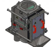 Deskový magnetický separátor MSP - UP