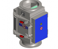 Plate-type magnetic separator MSP - Classic