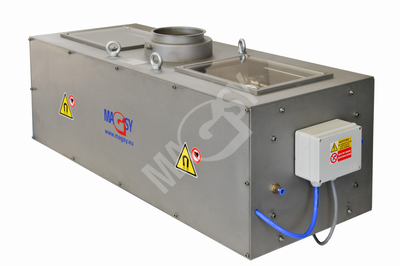 Plate-type magnetic separator MSP FAC