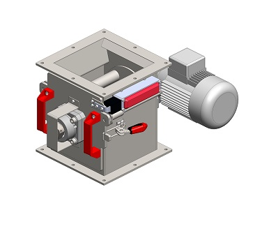 Rotational magnetic separator MSVR - Standard