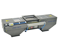 Double-sided magnetic separator