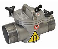 Cistern-type magnetic separator MF CIS